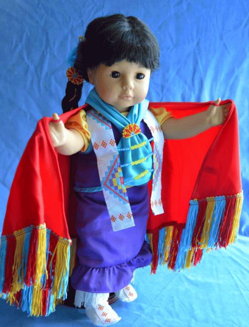 Kaya Dance Outfit