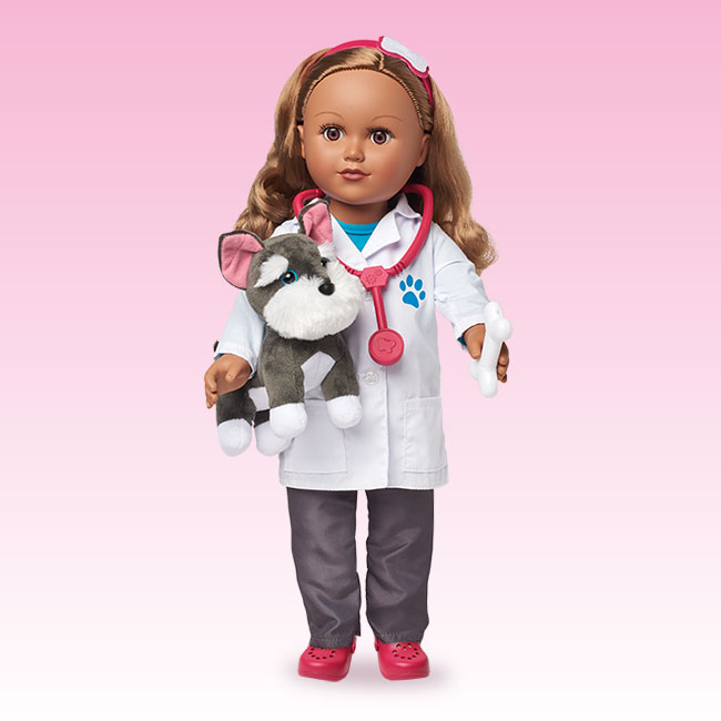 My Life As A Doll of the Year Veterinarian (Hispanic 2016