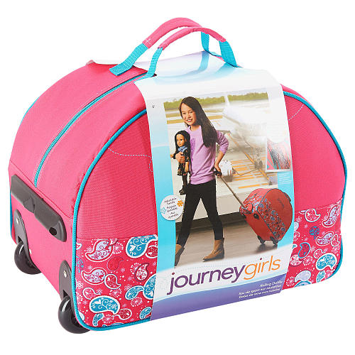 Journey Girls Rolling Luggage | Dollation