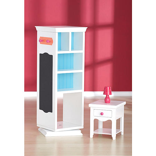 Journey Girls Revolving Storage Tower